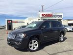 2014 Jeep Compass SPORT 4WD - NORTH EDITION - LEATHER in Oakville, Ontario