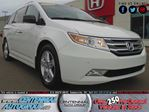 2012 Honda Odyssey Touring  Rear Entertainment System  V6  Navi in Summerside, Prince Edward Island
