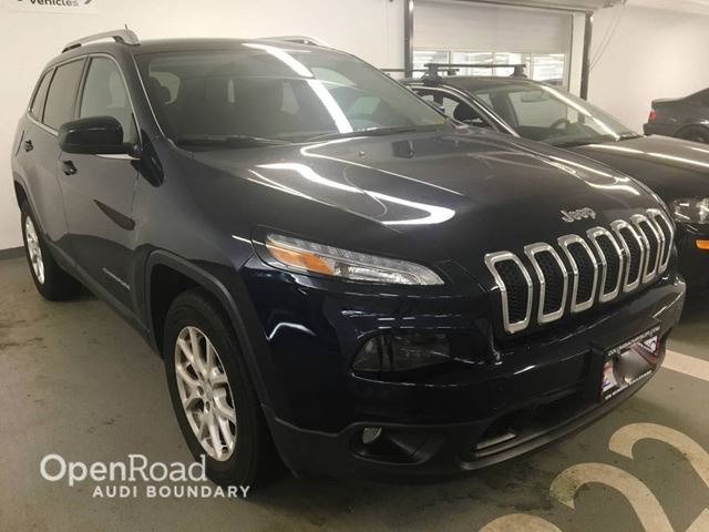 2014 JEEP CHEROKEE 4WD 4dr North in Vancouver, British Columbia