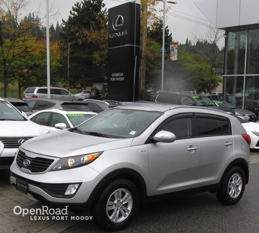 2012 KIA SPORTAGE LX - AWD - Heated Front Seats - Rear Parking Se in Port Moody, British Columbia