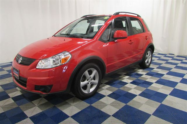 2009 SUZUKI SX4 JX AWD/ACCIDENT FREE/LOW KM!! in Winnipeg, Manitoba