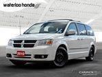 2010 Dodge Grand Caravan SXT Plus Includes BF Goodrich Winter Slalom Tires (as traded) in Waterloo, Ontario