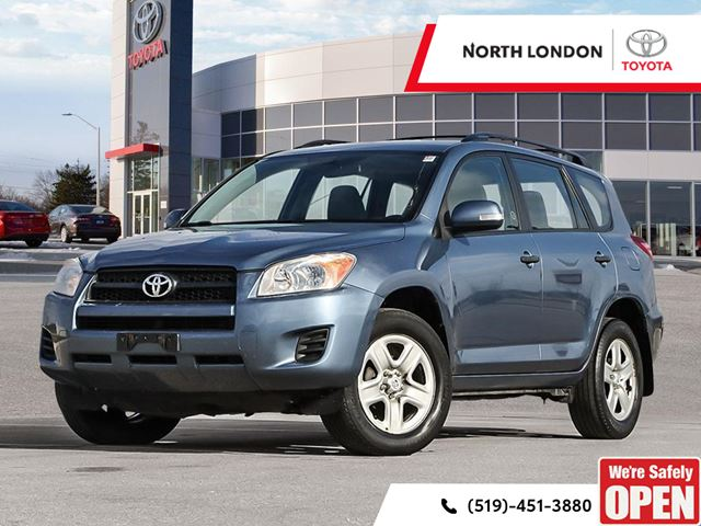 2011 TOYOTA RAV4 Base No Accidents, Toyota Serviced in London, Ontario