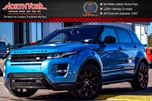 2015 Land Rover Range Rover Evoque Dynamic AWD Nav Meridian Pano_Sunroof in Thornhill, Ontario