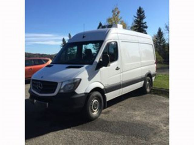 2015 MERCEDES-BENZ SPRINTER 2500 Extended Roof 144,  BlueTEC Diesel in Mississauga, Ontario
