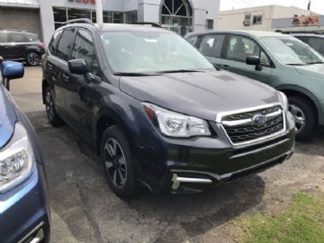 2017 SUBARU FORESTER 5dr Wgn CVT 2.5i Convenience in Mississauga, Ontario