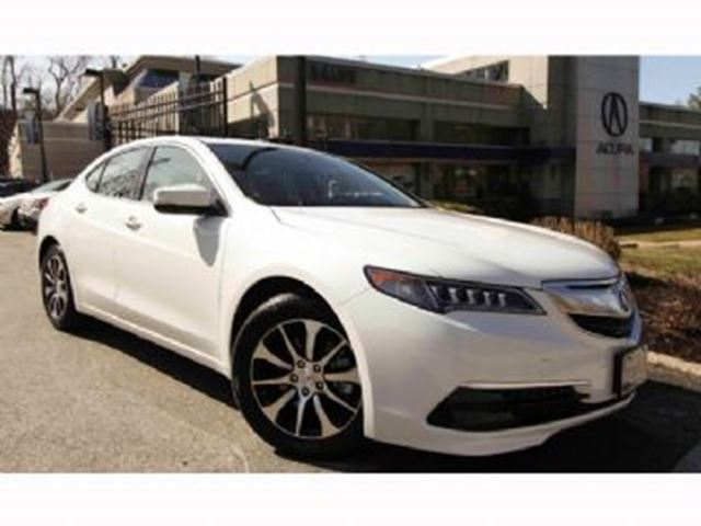 2015 ACURA TLX SH-AWD GPS TECH PACKAGE in Mississauga, Ontario