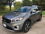 2018 Kia Sorento EX + V6 AWD 7 Pass ~Almost New~ in Mississauga, Ontario