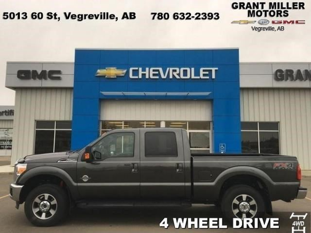 2016 FORD F-250 King Ranch in Vegreville, Alberta