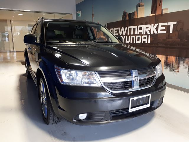 2010 DODGE JOURNEY R/T AWD All-In Pricing $144 b/w +HST in Newmarket, Ontario