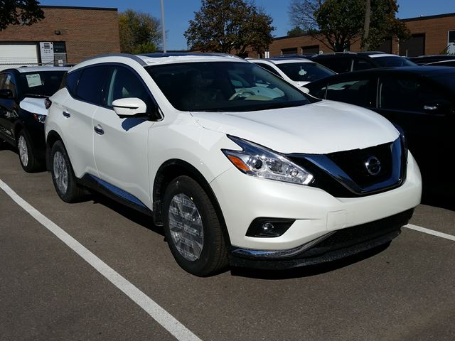 2017 nissan murano platinum mississauga ontario car for sale 2635097. Black Bedroom Furniture Sets. Home Design Ideas