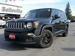 2015 Jeep Renegade Sport-power conveniences, a/c, cruise $85 weekly! in Belleville, Ontario