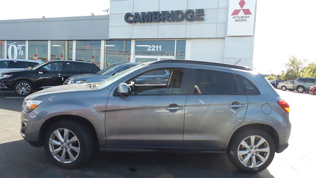 2014 Mitsubishi RVR GT in Cambridge, Ontario