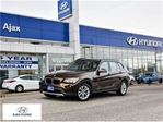 2014 BMW X1 *xDrive28i Pano Sunroof Heated Front Seats in Ajax, Ontario