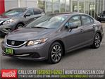 2014 Honda Civic EX   Sunroof, Rear Camera, Heated Seats in Ottawa, Ontario