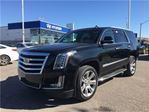 2017 Cadillac Escalade Luxury in Brampton, Ontario