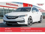 2016 Honda Accord Touring V6 in Whitby, Ontario