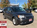 2016 Chrysler Town and Country TOURING-L**DUAL DVD**POWER SUNROOF** in Mississauga, Ontario