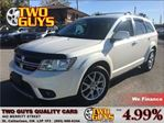 2015 Dodge Journey R/T AWD NICE LOCAL TRADE IN!! in St Catharines, Ontario