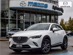 2016 Mazda CX-3 GT AWD at in Scarborough, Ontario