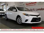 2014 Toyota Corolla SINGLE OWNER LE HEATED SEATS BACKUP CAMERA in London, Ontario