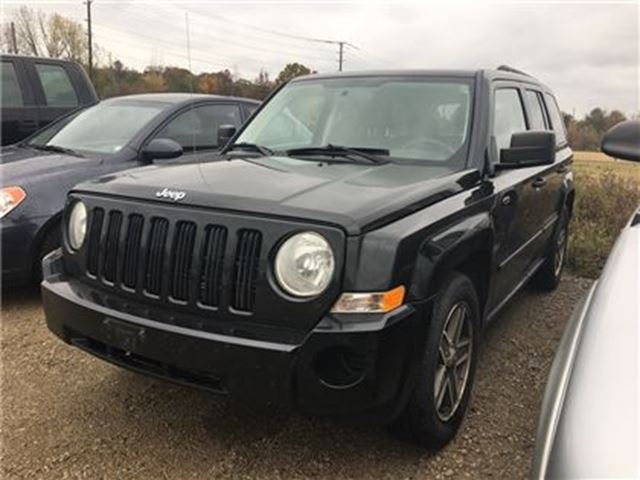 2008 JEEP PATRIOT Sport in Brantford, Ontario