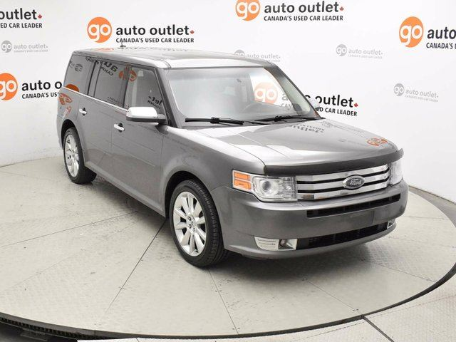 2010 FORD FLEX Limited All-wheel Drive in Red Deer, Alberta