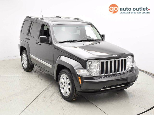 2011 JEEP LIBERTY Limited Edition 4x4 in Red Deer, Alberta