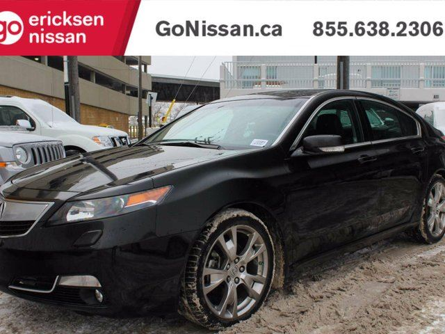 2012 ACURA TL Elite - LEATHER, AWD, AUTO in Edmonton, Alberta