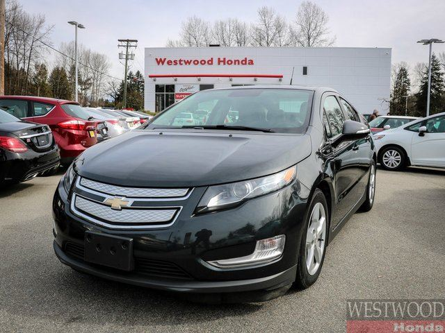 2014 CHEVROLET VOLT Base in Port Moody, British Columbia