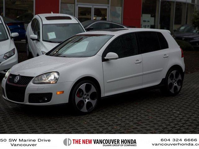 2007 VOLKSWAGEN GTI 5Dr 2.0T 6sp DSG at in Vancouver, British Columbia