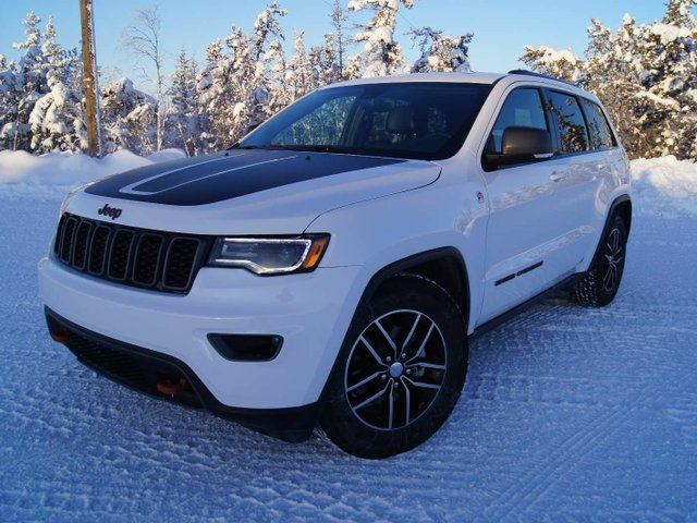 2017 JEEP GRAND CHEROKEE Trailhawk in Yellowknife, Northwest Territories