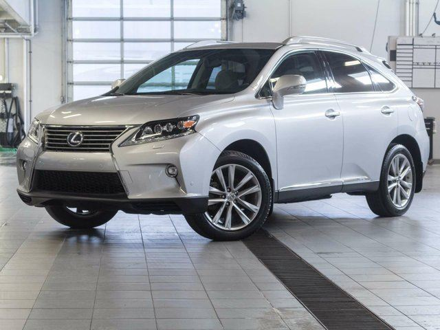 2015 LEXUS RX 450H Technology Package w/Mark Levinson Audio in Kelowna, British Columbia
