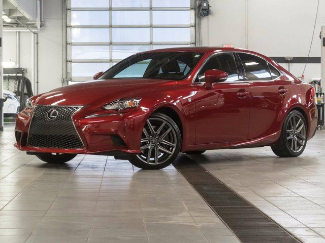 2015 LEXUS IS 350 F Sport Series 2 w/ Blind Spot Monitor in Kelowna, British Columbia