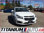 2015 Chevrolet Cruze LT+Camera+Sunroof+Remote Starter+My Link+XM+BlueTo in London, Ontario