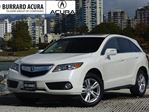 2015 Acura RDX at in Vancouver, British Columbia