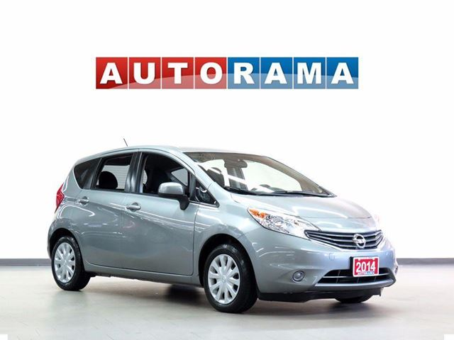 2014 NISSAN VERSA BLUETOOTH in North York, Ontario