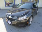 2011 Chevrolet Cruze LOADED LTZ MODEL 5 PASSENGER 1.4L - TURBO.. LEA in Bradford, Ontario
