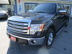 2013 Ford F-150 LOADED LARIAT EDITION 5 PASSENGER 5.0L - V8.. 4 in Bradford, Ontario