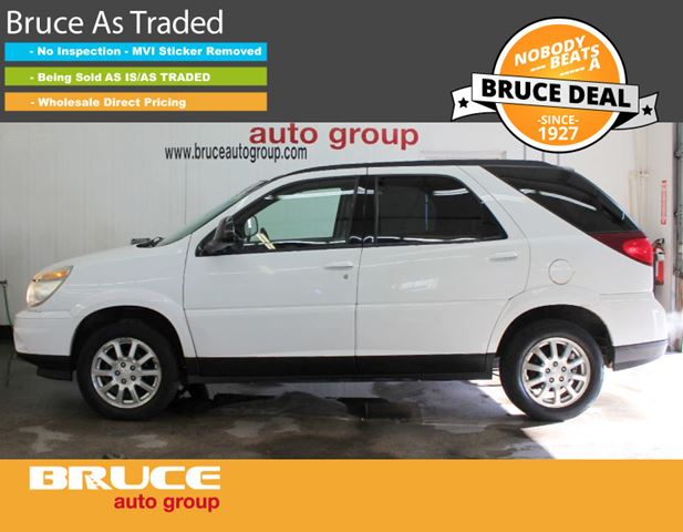 2007 Buick Rendezvous CX 3.5L 6 CYL AUTOMATIC FWD in Middleton, Nova Scotia