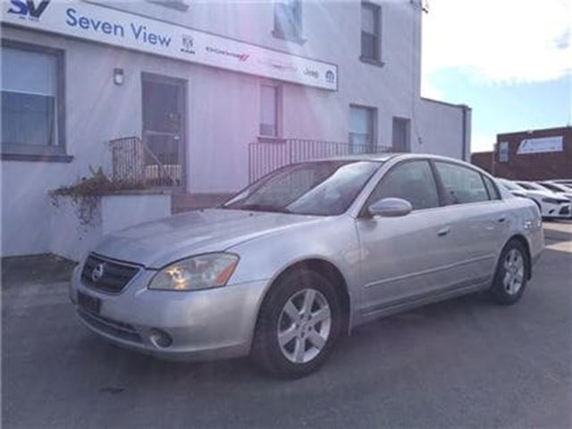 2003 NISSAN ALTIMA SL,Limted,AS-IS, Sunroof in Concord, Ontario