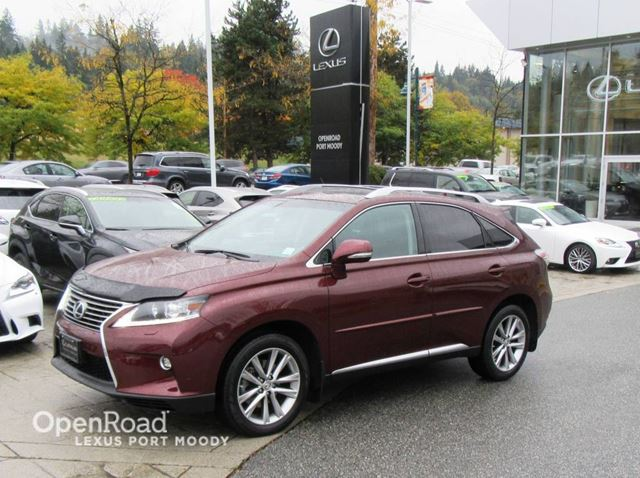2015 LEXUS RX 350 Touring - Navigation - Back Up Camera - Blind S in Port Moody, British Columbia