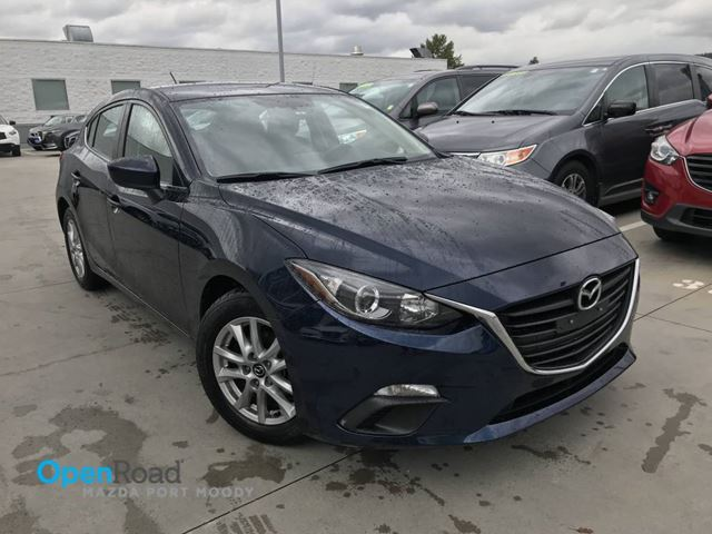 2014 MAZDA MAZDA3 GS-SKY A/T Local One Owner Bluetooth USB AUX Re in Port Moody, British Columbia