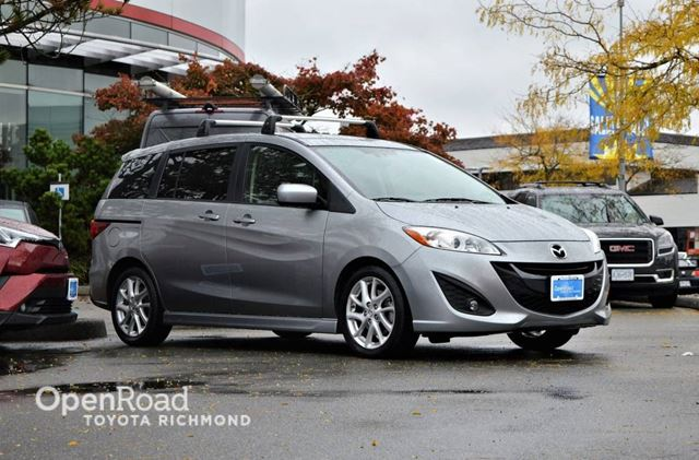2012 MAZDA MAZDA5 GT in Richmond, British Columbia
