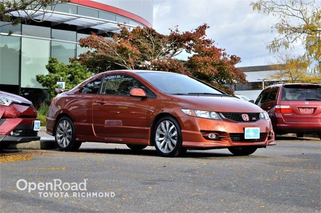 2009 HONDA CIVIC Si in Richmond, British Columbia