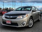 2014 Toyota Camry   XLE-LEATHER+NAVI! in Cobourg, Ontario