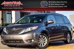 2011 Toyota Sienna XLE Sunroof Backup_Cam Leather ParkingSnsrs HeatSeats 18Alloys in Thornhill, Ontario