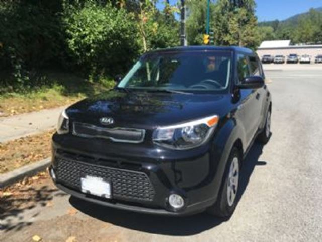 2016 KIA SOUL MANUAL  LX in Mississauga, Ontario