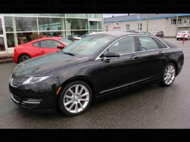 2016 LINCOLN MKZ AWD 3.7 in Mississauga, Ontario