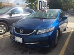 2015 Honda Civic LX W/ HONDA LEASE GUARD in Mississauga, Ontario